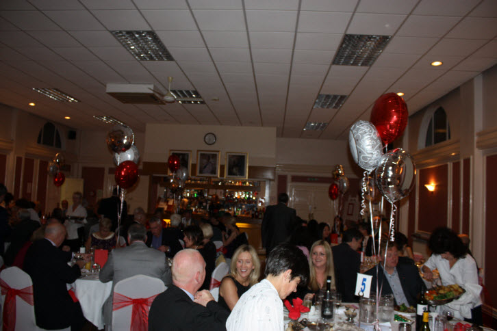 WEHA held a 25 year anniversary dinner at the Chingford Masonic Centre