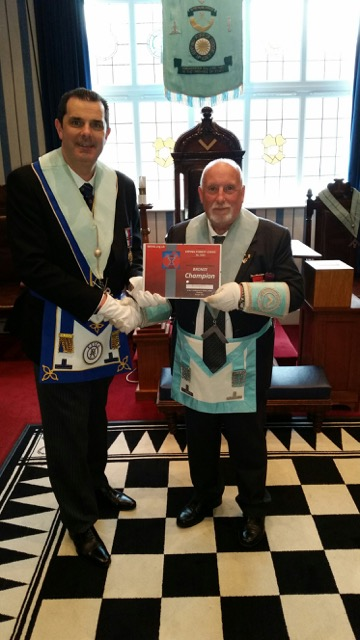 Epping Forest Lodge Awarded West Essex Hospices Appeal Bronze Champion
